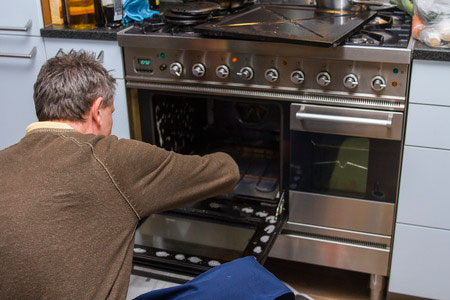 kent oven cleaning services
